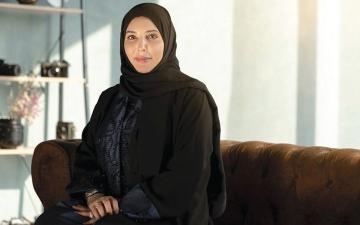 الصورة: منى القحطاني.. سيدة أعمال إماراتية بدرجة «نائب قنصل»