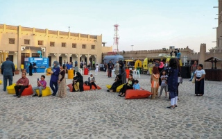 الصورة: متحف عجمان يستضيف احتفالية بدء العد التنازلي لـ «إكسبو 2020»