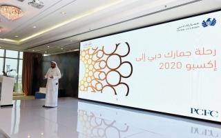 الصورة: «جمارك دبي»: إنجاز معاملات «إكسبو» على مدار الساعة