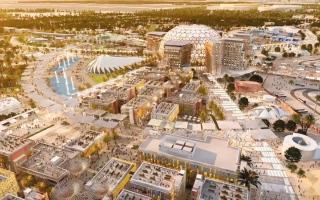 الصورة: ريم الهاشمي: «إكسبو 2020 دبي» فرصة للمنطقة لتترك بصمتها في المستقبل