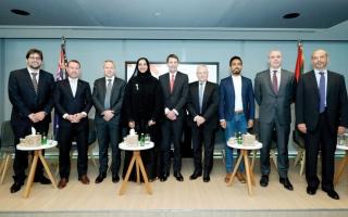 الصورة: دبي الذكية تنظم النسخة الثانية لحوارات «الشبكة العالمية للمدن الذكية»