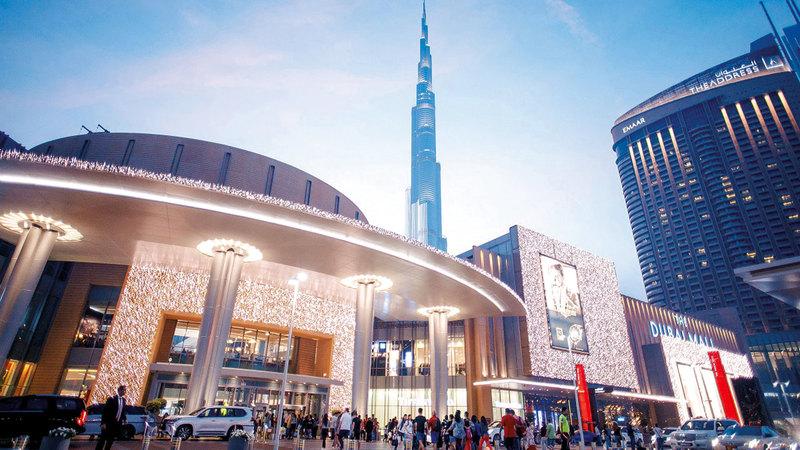 الإمارات ضمن أفضل 10 دول عالمياً في 4 من المحاور الرئيسة للتقرير. أرشيفية