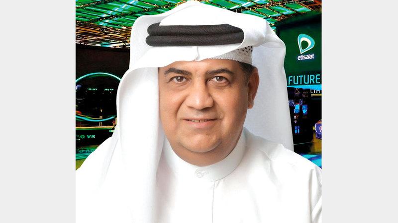صالح العبدولي: «(اتصالات) جاهزة لتقديم الخدمات والحلول المبتكرة المعتمدة على شبكة الجيل الخامس».