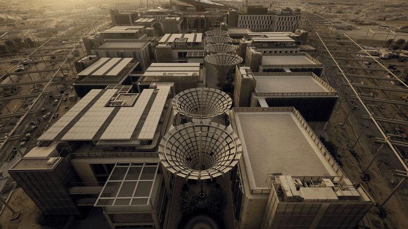 السوق ستنتعش بدعم من بدء العد التنازلي لـ«إكسبو 2020 دبي». أرشيفية
