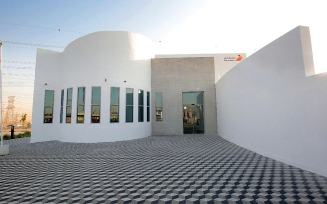 الصورة: إنشاء أكبر مبنى بالعالم بتقنية الطباعة ثلاثية الأبعاد في دبي