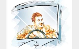 الصورة: محاكمة سائق شاحنة بدهس شرطي في رأس الخيمة