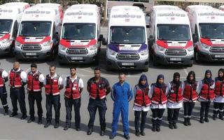 الصورة: خطة لتدريب وتعيين المواطنين في «إسعاف دبي»