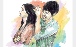 الصورة: إعادة محاكمة شاب تحرش بفتاة في المصعد