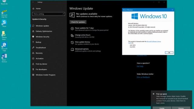 «مايكروسوفت» تدعو إلى عدم تنزيل تحديث أكتوبر لـ «ويندوز 10» - الإمارات اليوم