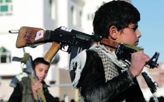 الصورة: 6 ملايين طفل يمني تضرروا من حرب الحوثي