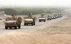 الصورة: توسيع عمليات الجيش اليمنـي في حجة.. وتأمين خطوط الإمداد بصعـدة