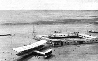 """الصورة: بالصور.. """"محطة الشارقة الجوية"""" شاهد على بدايات تاريخ الطيران في الخليج"""