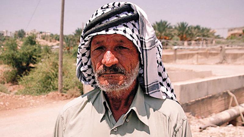 عبدالرحيم بشارات:  «إسرائيل تمارس ضغوطاً كبيرة ضد المواطنين في  الأغوار، من خلال تحكمها في مصادر المياه».