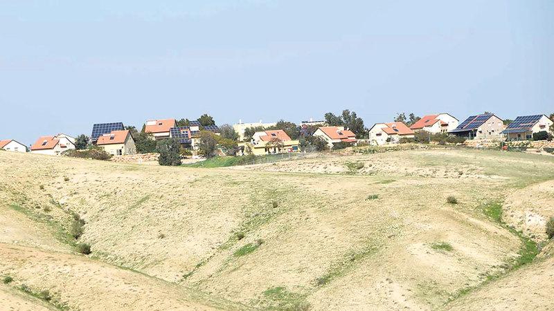 المستوطنون يستهلكون 8 أضعاف استهلاك الفلسطيني من المياه. الإمارات اليوم