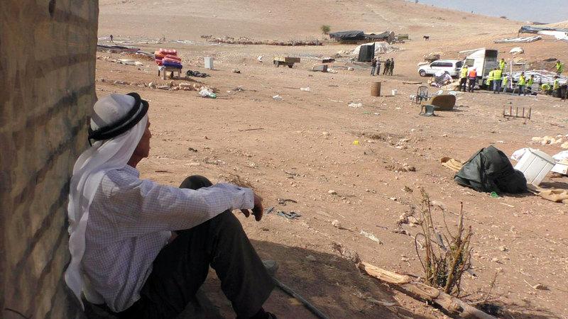 مصير مجهول يواجهه أهالي الأغوار يستهدف وجودهم. الإمارات اليوم