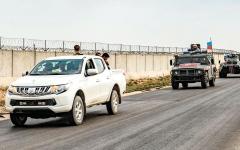 الصورة: موسكو ودمشق ترسلان تعزيزات عسكرية إلى شمال شرق سورية