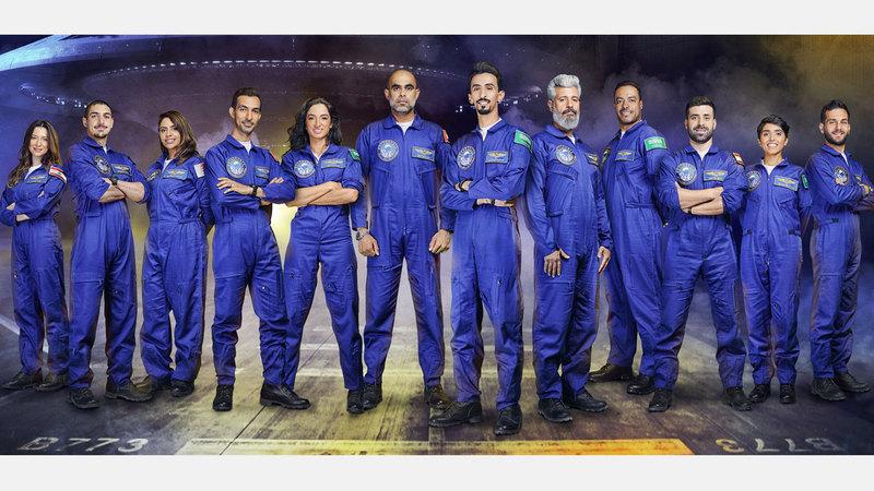 المشاركون يخوضون تجربة استثنائية يشرف عليها رائد الفضاء الكندي كريس هادفيلد ونخبة من الخبراء. من المصدر