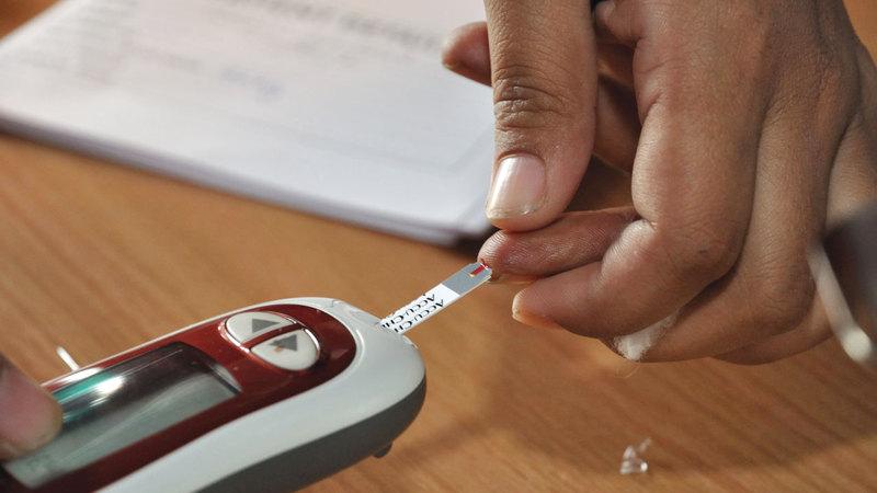 حميد القطامي: «(دبي للسكري) لديه أحدث تقنيات علاج مرضى السكري، منها جهاز مضخة الأنسولين».