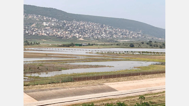 أراضي سهل البطوف تعد أخصب  أراضي الجليل الفلسطيني. أرشيفية