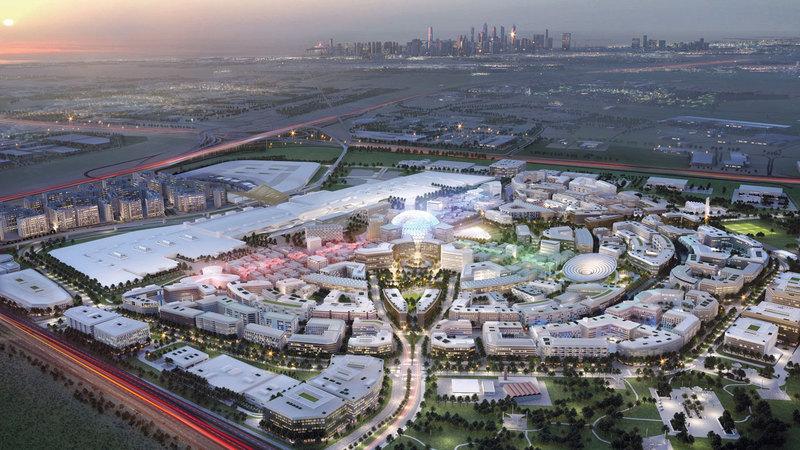 «مركز ميرك للاستدامة» سيطلق خلال معرض «إكسبو 2020 دبي». من المصدر