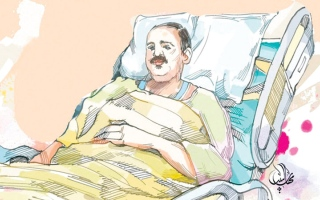 الصورة: متبرع يسدد 137 ألف درهم كلفة أدوية «محمد» لـ 6 أشهر