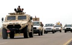 الصورة: التحالف يدمر تعزيزات حــوثية فــــي صعدة.. ويفشل هجــوماً للميليشيات بــــالجوف