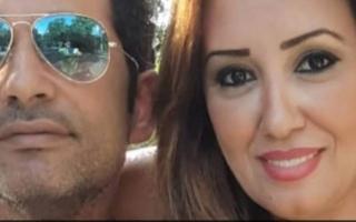 """الصورة: عمروسعد ينفصل عن زوجته """"الغامضة"""" شيماء فوزي"""