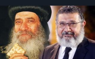 """الصورة: ماجد الكدواني خائف من """"بابا العرب"""""""