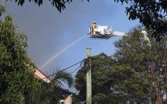 الصورة: مخاوف من نفوق المئات من «الكوالا» بسبب حرائق غابات شرق أستراليا