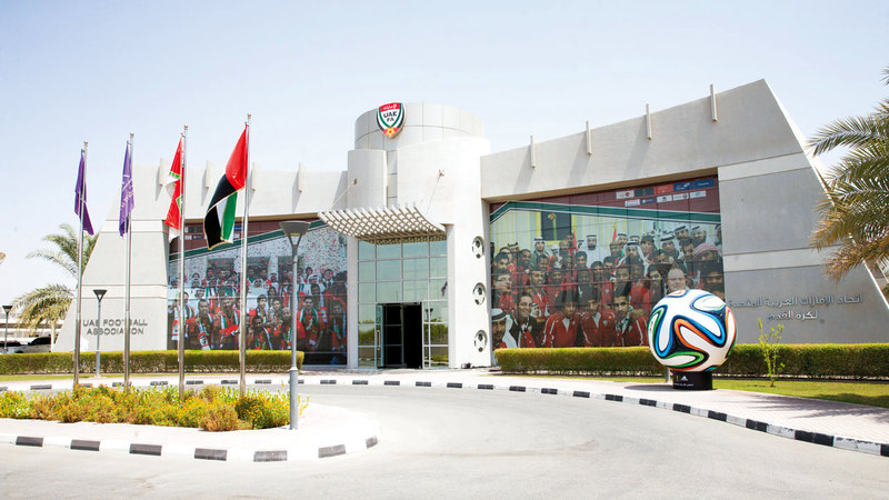 انتخابات اتحاد الكرة ستقام في منتصف العام المقبل. تصوير: أحمد عرديتي