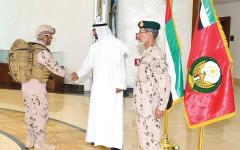 الصورة: عودة القوات الإماراتية العاملة في عدن بعد إنجاز مهمة تحرير المديـنـة وتــأمينها بنجاح