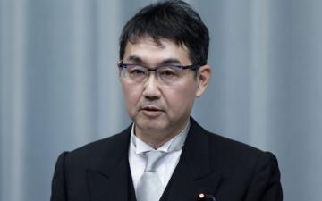 الصورة: فضيحة «بطاطس» تطيح بوزير العدل الياباني