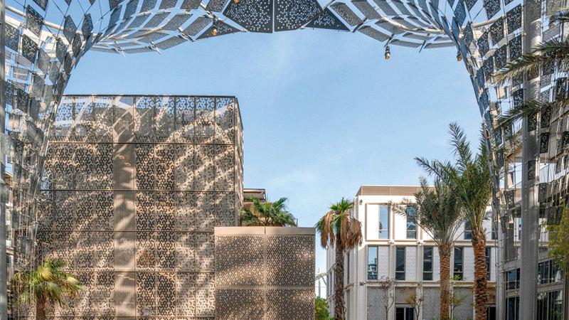 «إكسبو 2020 دبي» يلتزم بخلق إرث مستدام وراسخ يستمر سنوات طويلة. أرشيفية