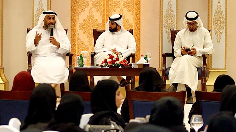«إسلامية دبي» نظمت فعاليات كثيرة تحث على التسامح. من المصدر