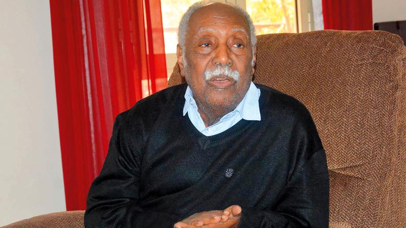 الدكتور حيدر إبراهيم:  «ما حدث بالسودان في سبتمبر 2018 ثورة سياسية واجتماعية وفكرية».