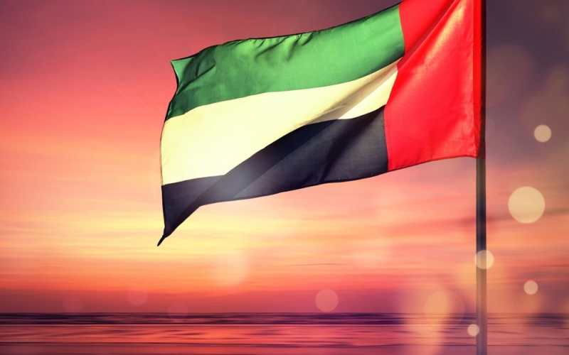 الصورة: بالفيديو.. قصة العلم الإماراتي وما تختزله ألوانه الأربعة من معان وقيم