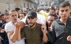 الصورة: شهيد و3 جرحى بسلسلة غارات إسرائيلية على قطاع غزة