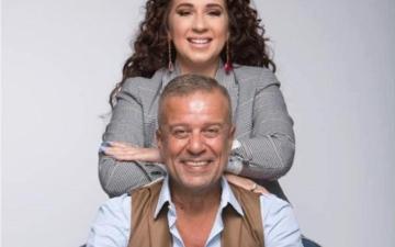 الصورة: بعد سبّه بسبب أزمة الشعراوي.. شريف منير: أسما خانتها الكلمات