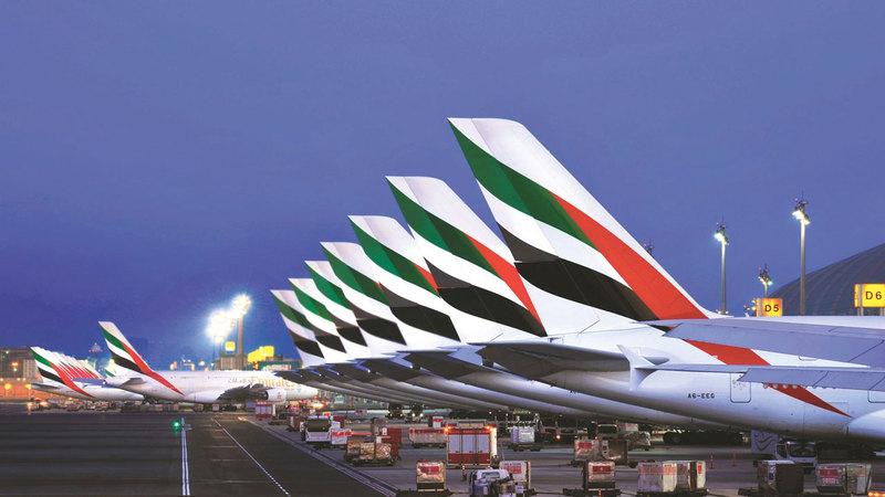 الناقلة أكدت أنها تواصل دراسة متطلباتها من الطائرات الجديدة وفقاً لخططها الموضوعة. أرشيفية