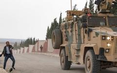 الصورة: «الإدارة الذاتية» الكردية تتهم تركيا بإجراء تغيير ديموغرافي شمال سورية