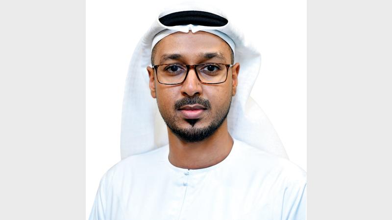أسامة أمير: «الفترة المقبلة ستشهد طفرة صناعية، تليق بما حققته الإمارات من تطور».
