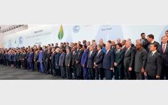 الصورة: علماء يدعون إلى تعهـدات أقـــــوى بموجب اتفاقية باريس للحد مــن تغير المنــــاخ