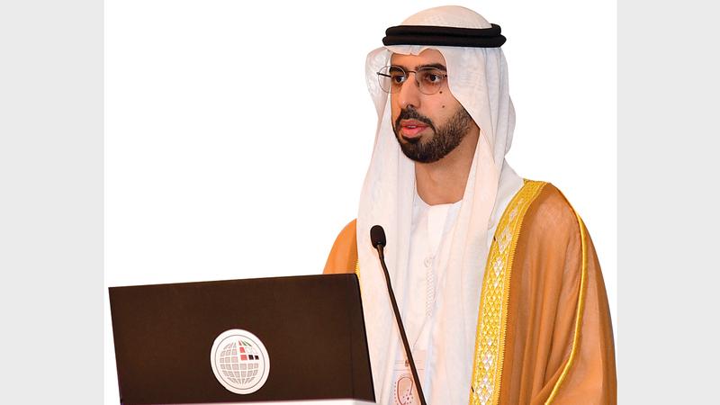 عمر بن سلطان العلماء: «من المهم إعداد وتأهيل كادر مواطن قادر على تصميم أدوات دفاعية رقمية حصرية».