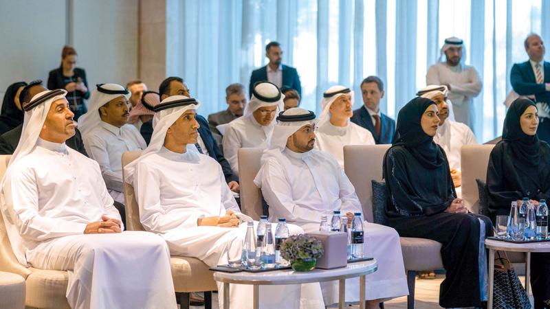 خلال إطلاق «مركز دبي الإقليمي لبيانات المدن» لمنطقة الشرق الأوسط وشمال إفريقيا وجنوب آسيا. وام