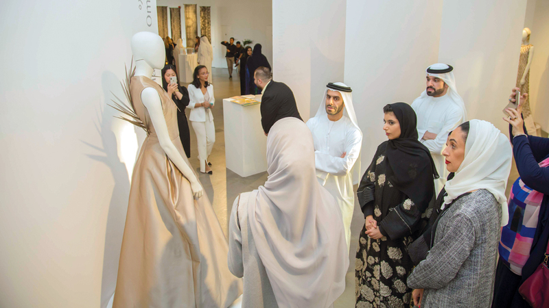 يبحث المعرض في أهمية نخيل التمر بدولة الإمارات رمزاً من رموز التراث والطبيعة. الإمارات اليوم