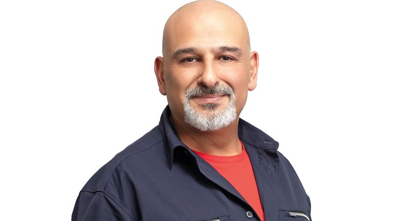 الممثل جمال سليمان.