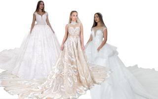 الصورة: «دار سارا».. فساتين زفاف للمرأة الخليجية