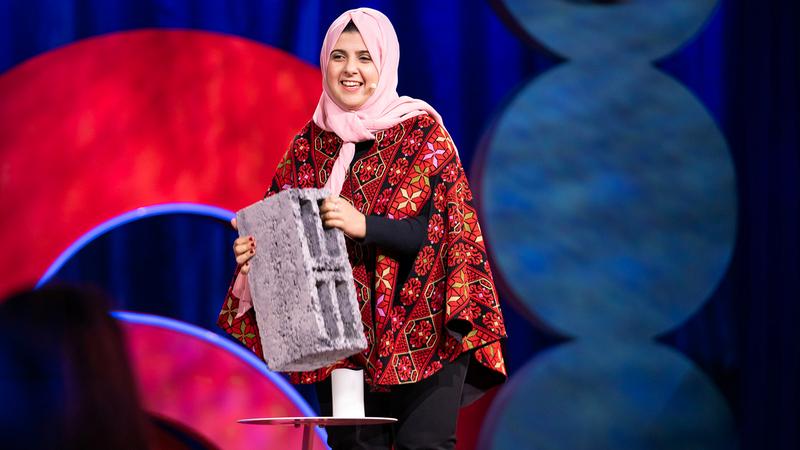 المشهراوي كسرت الصورة النمطية عن المرأة.  أرشيفية