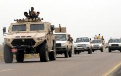 الصورة: هجوم إرهابي للحوثي على المخاء بالصواريـخ الباليستية والطيران المسيّر.. واستهـــداف مستشفى