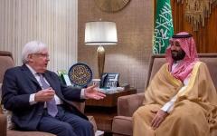 الصورة: محمد بن سلمان: اتفاق الرياض فاتحة خير لحل شامل ينهي الأزمة اليمنية